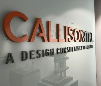Letreros en 3D